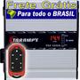 Fonte Taramps Tef-120 A Voltimetro + Controle + Frete Grátis