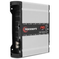 Fonte Taramps Automotiva Tef-60 A Digital Carregador Bateria