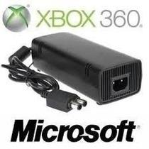 Fonte Xbox 360 Slim Original Microsoft 110v