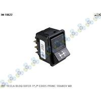 Interruptor Tecla Bloqueador Diferencial 1º,2º Eixos Mb