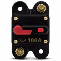 Dijuntor 100 Amp Automotivo Tech One Proteção Bateria Som