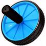 Roda P/ Exercício Abdominal E Lombar Liveup Exercise Whell