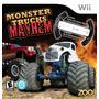 Volante + Jogo Monster Trucks Mayhem (bundle) Nintendo Wii