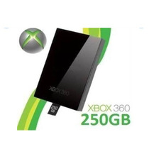 Hd 250gb Para Xbox 360 Slim Original Microsoft