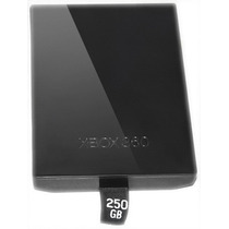 Hd 250gb Para Xbox 360 Slim Original Microsoft Envio Rápido