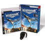 Fone Headset Jabra Bt125 Bluetooth + Jogo Warhawk Ps3