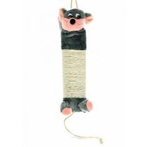 Arranhador Rato Em Sisal _ Petix