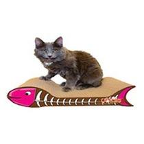 Chalesco Arranhador Natural Para Gatos Kitty - Un (70481)