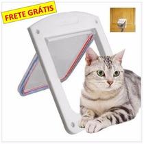 Porta Para Gatos E Cachorros