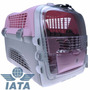 Caixa De Transporte Cabrio Pet Cargo Hagen Vira * Casinha
