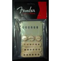 Kit De Acessórios Fender - Strato Aged White - Ac0634