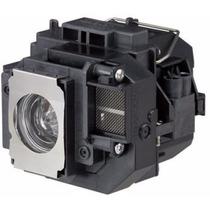 Lâmpada Projetor Epson S8 (elplp54) Com Suporte Envio Rapido