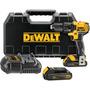 Dewalt Dcd780c2 20-volt Li-ion Broca Compact / Driver Kit