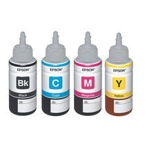 Refil De Tinta Original Impressora Epson L110 / L200 / L355