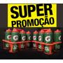 Kit 12 Squeezes Gatorade G02 Profissional + 02 Suporte