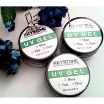 Kit Com 3 Gel Uv Acrygel Unhas Pronta Entrega! Promoção