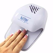 Secador Esmalte De Unhas Pés E Mãos Portátil Nail Dryer