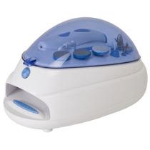 Kit Manicure Premium 2000 C/ Secador De Unhas Bivolt G-life