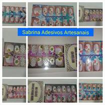 Adesivos Artesanais P/ Unhas Lindos Modelos-promoção