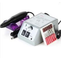 Lixadeira Elétrica De Unha - 6 Pinos/brocas 110v