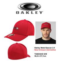 Boné Oakley Metal Gascan 2.0 Promoção Limitada