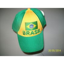 Bone Unissex Barato Copa 2014 Enviamos Todo Brasil P/correio