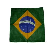Bandana Bandeira Brasil Inspirartz