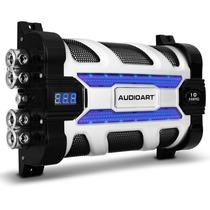 Mega Capacitor 10 Farad Digital Som Automotivo 10.000 W Rms