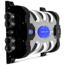 Mega Capacitor Audioart 30 Farad 30000w Rms Voltímetro