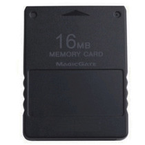 Memory Card 16mb Playstation 2 Ps2 Two Cartão Memoria
