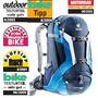 Mochila Deuter Trans Alpine 30 Azul *top De Linha Premium