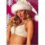 Victoria Secret: Gorro Brilhante Sonhos E Fantasias! Natal!