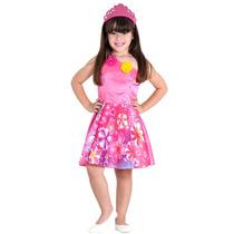 Fantasia Da Barbie Infantil Princesa E O Portal Secreto Pop