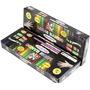 Elasticos Rainbow Loom Kit Com 600 Elásticos Tear Grátis