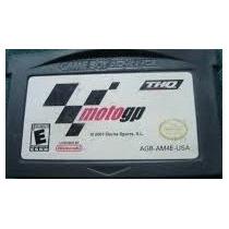 Moto Gp Para Game Boy Advance - Único No Mercado Livre