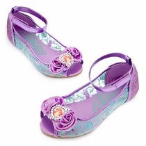 Sapato Oficial Pequena Sereia Ariel Disney Fantasia 25 26