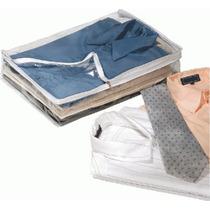 Onde Compra Porta Camisa Kountryline Com Ziper Kit Com 3 Un.