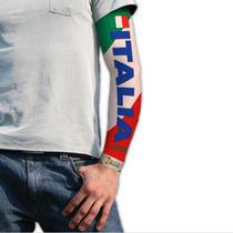 Itália Tattoo - Copa Do Mundo Fifa 2014 Fan Football Club F