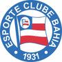 6 Estampas Transfer Sublimatico Esporte Clube Bahia.
