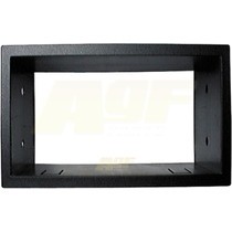 Moldura Dvd 2 Double Din Golf Polo Bora Fox Space Fiesta Eco