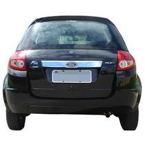 Aplique Cromado Porta Mala Fiesta Sedan 02/.../ka 08/...