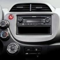 Porta Objeto Moldura Honda City Dx New Fit Acabamento 1 Din