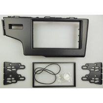 Honda Radio Painel Dvd 2 Din Central New Fit 2015 Dvd Cd