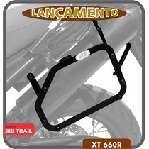 Suporte Baú Lateral Xt660/ Xt 660 / X T660 / X T 660