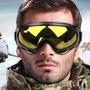 Óculos Esquiador, Voo Asa Delta, Esp Radicais Cor Amarela