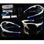 Óculos Esportivo, 5 Lentes Polarizado Eocsports Espelhado