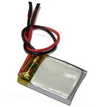 Bateria De Reposição Para Mp3, Mp4...200 Mah 3.7v