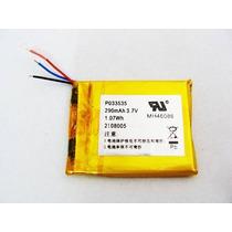 Bateria De Mp3,mp4,mp5 Nova Compátivel Com Varias Marcas