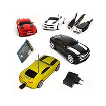 Caixinha Caixa De Som Camaro Usb Portátil Mp3 Fm Amplificada