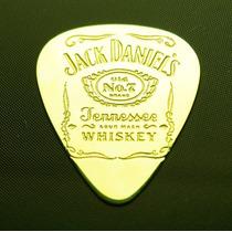 Palheta Guitarra Violão Baixo Jack Daniels Personalizada